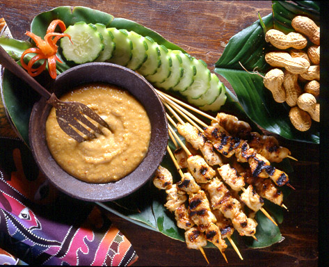 Indonesian Foods